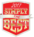 2016 Simply the Best award