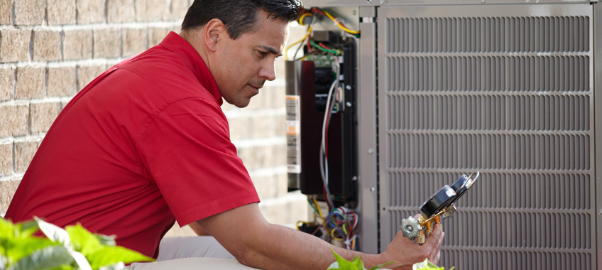 Call the experts at Marten Plumbing & Heating to maintain your air conditioner this summer